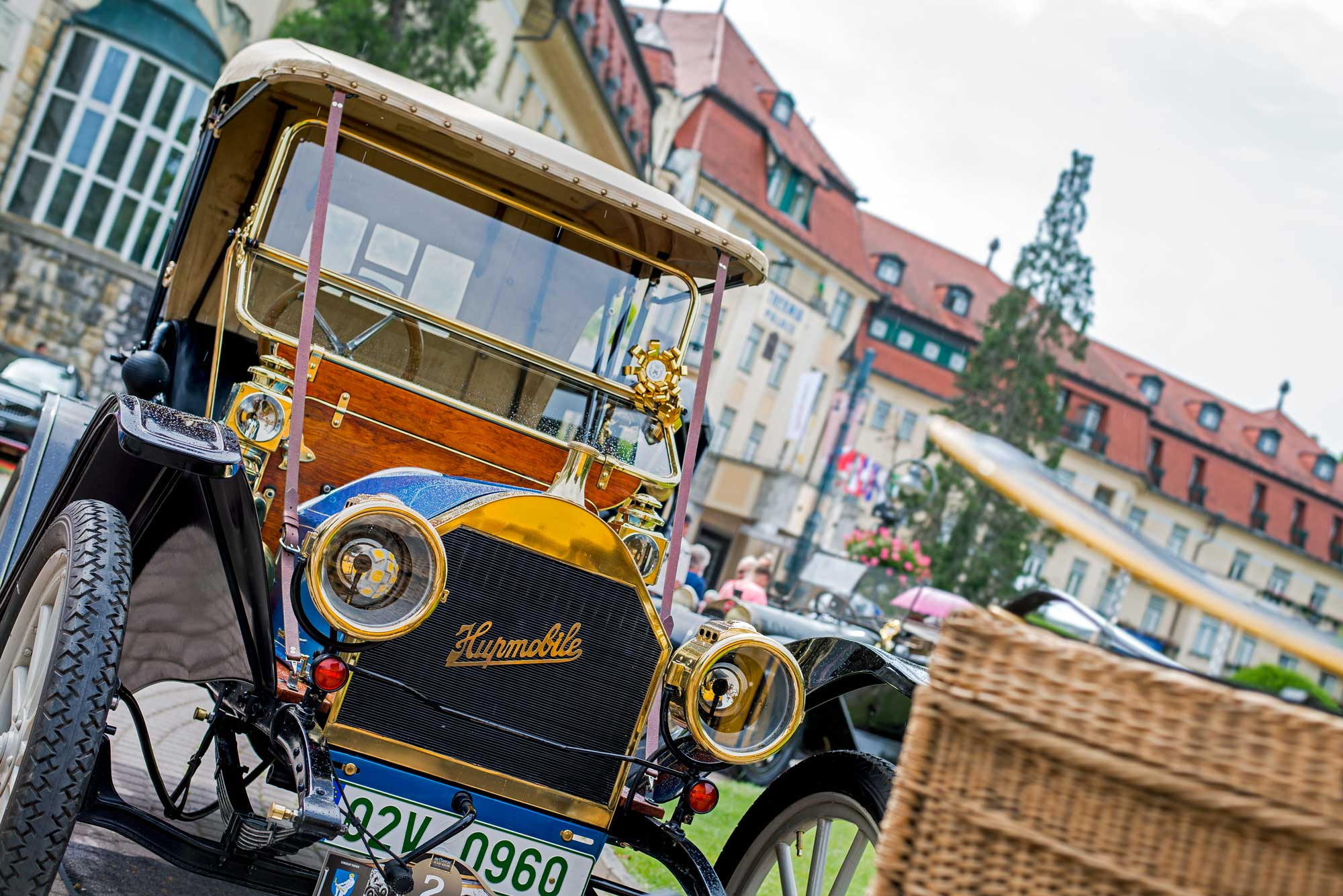 Concours d'elegance 2018 | Piestany (SK)