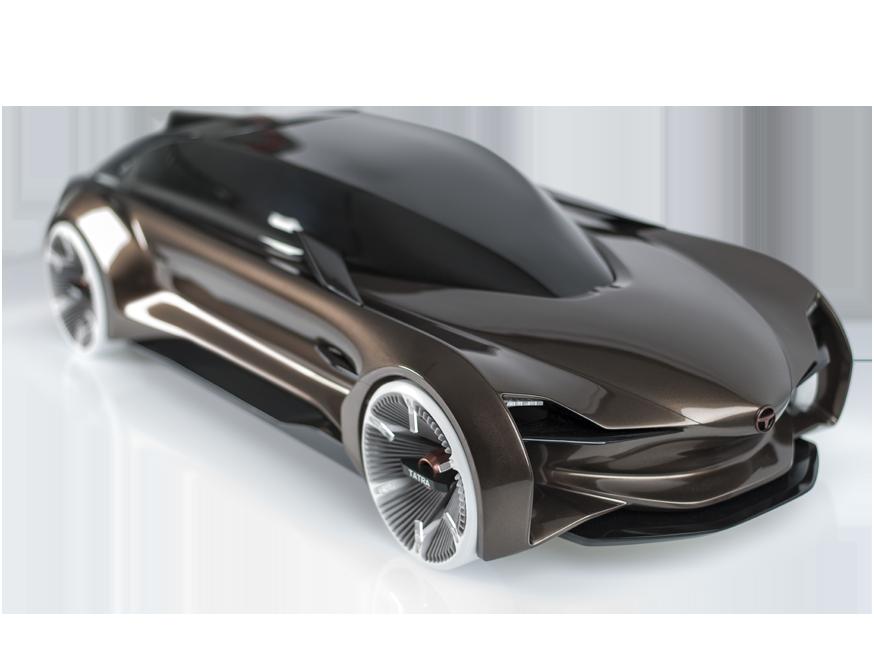 MMelicharek - TATRA 7X concept design