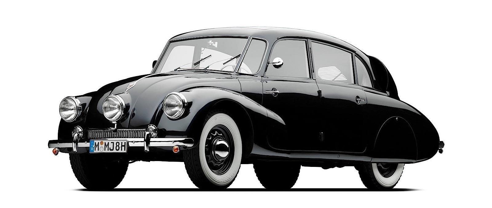 Tatra 87 - The aerodynamic icon