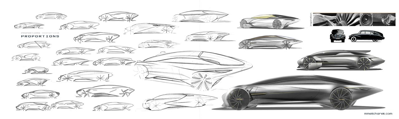 TATRA 7X | Concept by MMelicharek