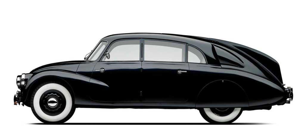 Tatra 87 - The aerodynamic car icon